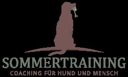 hundeschule-sommertraining-logo